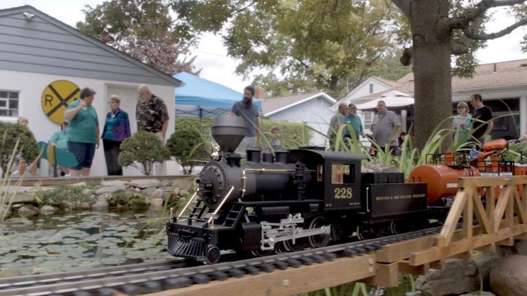 Broad and High: Columbus Garden Railway Society, Replay!