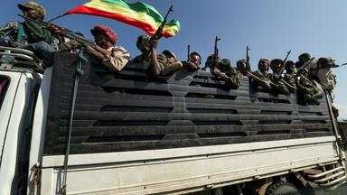 News Wrap: UN warns of war crimes in Ethiopian conflict