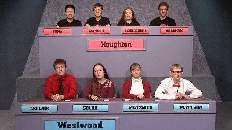 High School Bowl: 4125 Houghton vs Westwood