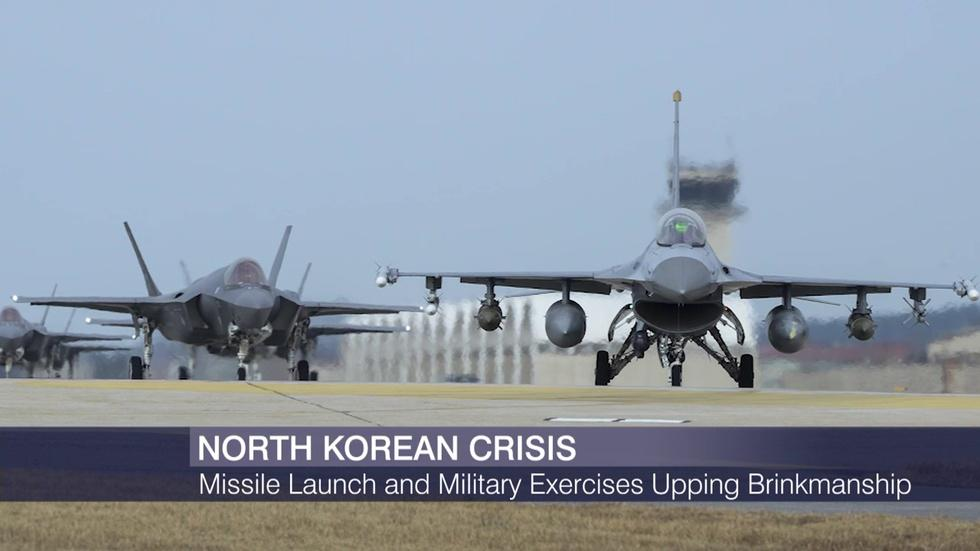 North Korea, US 'In Game of Nuclear Chicken' image