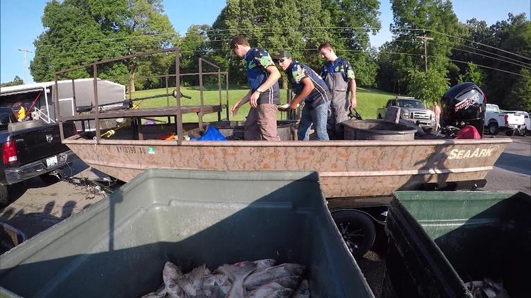 Kentucky Afield: Asian Carp; Deer Hunting Season