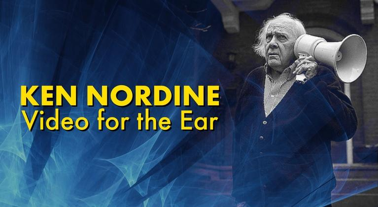 Western Reserve Public Media Specials: Ken Nordine: Video for the Ear