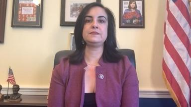 REP. MALLIOTAKIS ON COVID RELIEF & CUOMO SEX SCANDAL