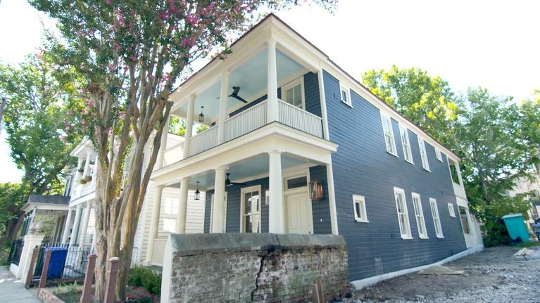 This Old House: A Charleston Family House is Reborn | The Jamestown Net-Zero