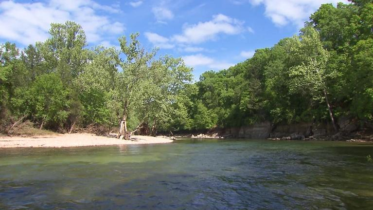 OzarksWatch Video Magazine: Todd Parnell and Rivers of Memories