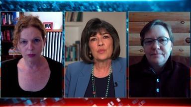 "Deirdre Fishel and CJ Johnson discuss PBS' ""Women in Blue"""