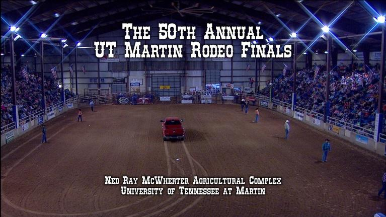 WLJT Specials: The 50th Annual UT Martin Rodeo Finals