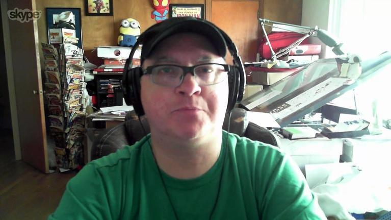 Comic Culture: Comic Culture: Drew Geraci