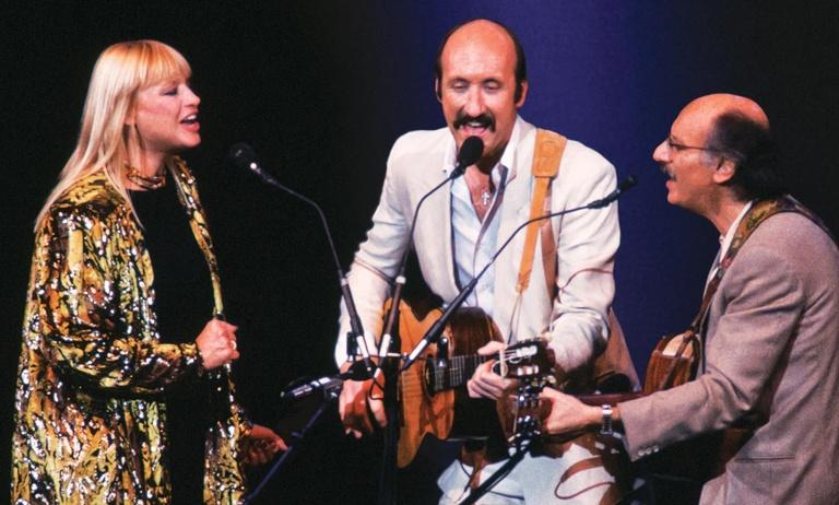 Peter, Paul and Mary 25th Anniversary Concert