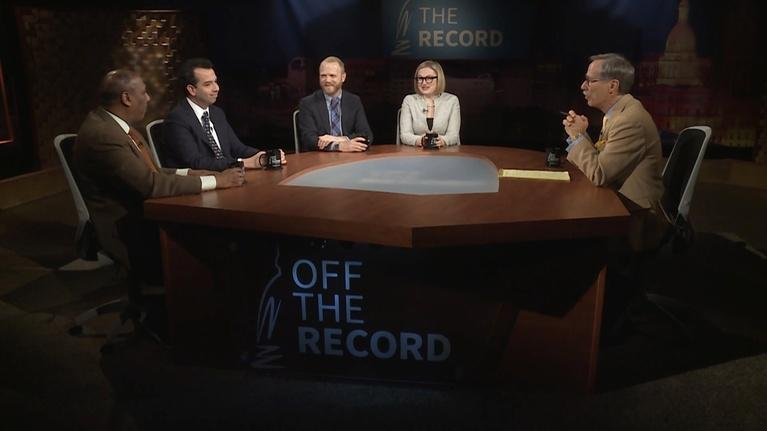 Off the Record: Correspondents Edition | OTR OVERTIME | December 14, 2018