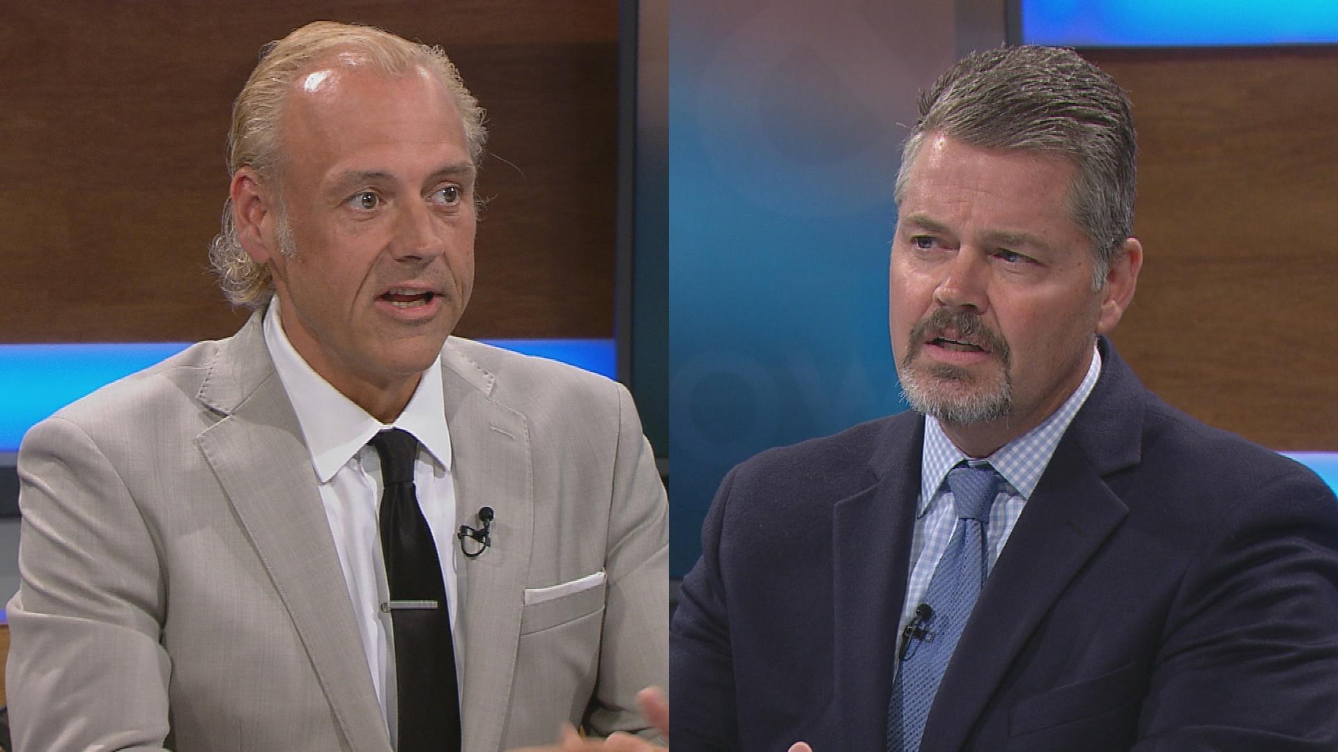Political Panelists Touch on Washington politics