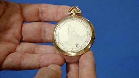 Antiques Roadshow -- Appraisal: Breguet Pocket Watch, ca. 1935