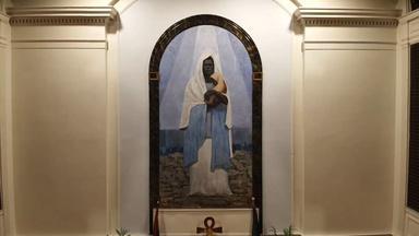 Black Madonna/Women in Church