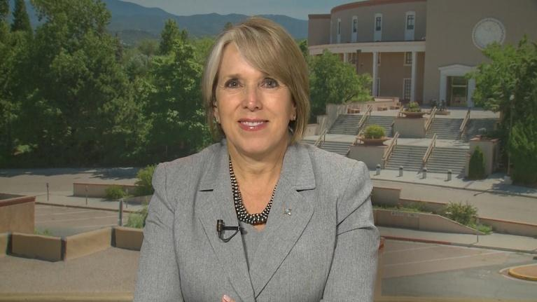 KRWG Newsmakers: Newsmakers 1122  New Mexico Governor Michelle Lujan Grisham