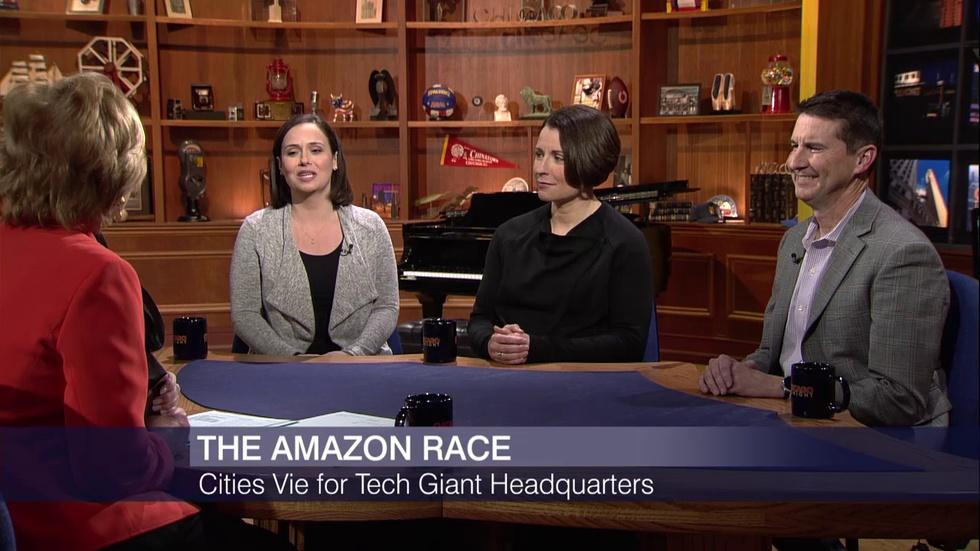 The Amazon Race: What HQ2 Win Would Mean for Chicago image