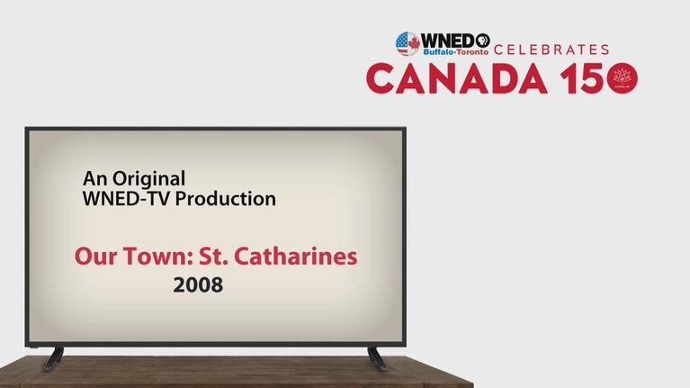 WNED-TV Previews: Our Town: St. Catharines-Decew Falls and Niagara Escarpment