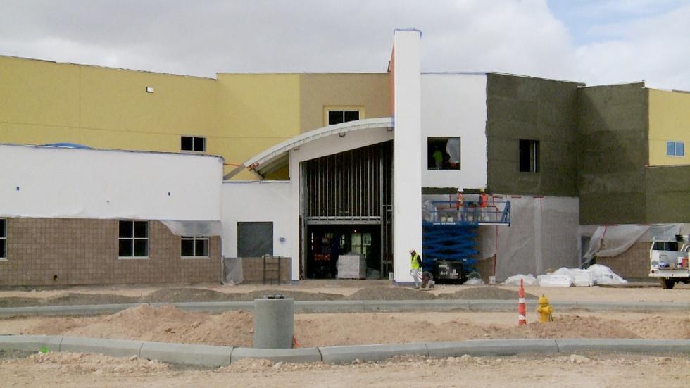 Update on School Construction image