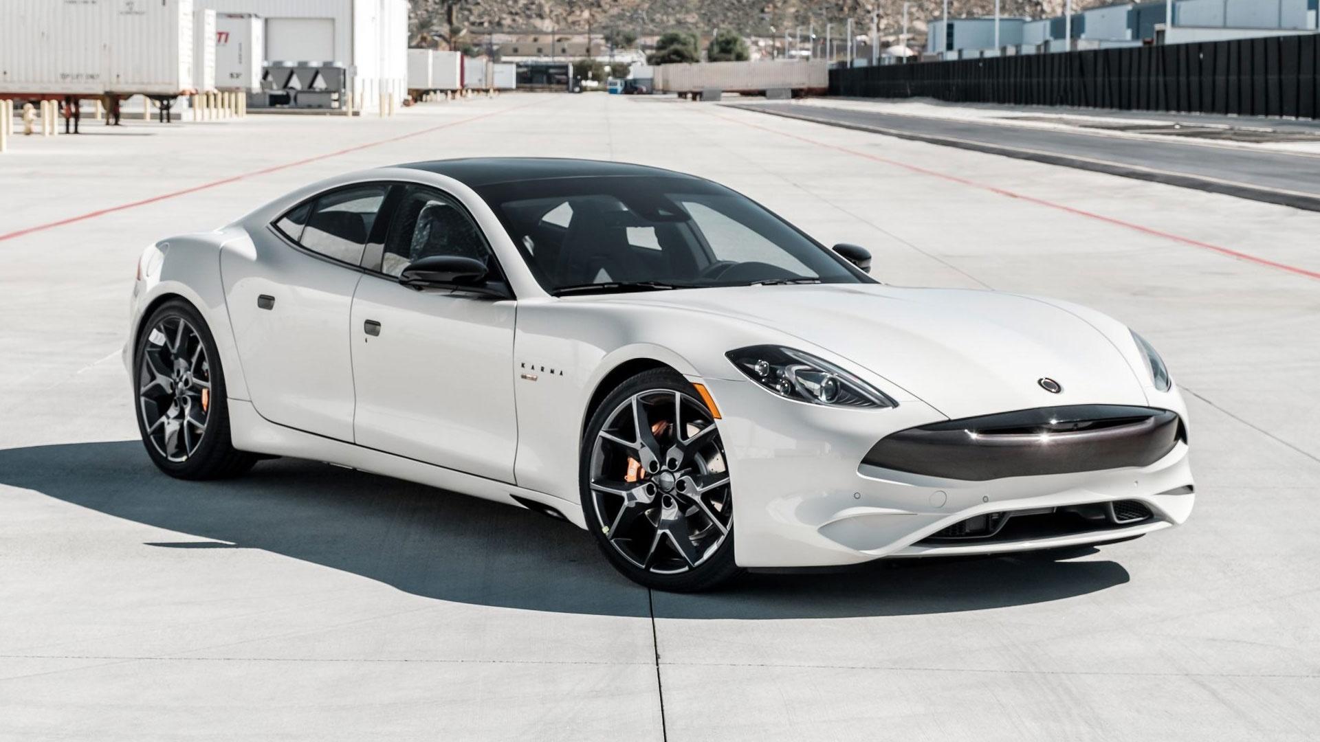2021 Karma GS-6 & 2021 Cadillac Escalade