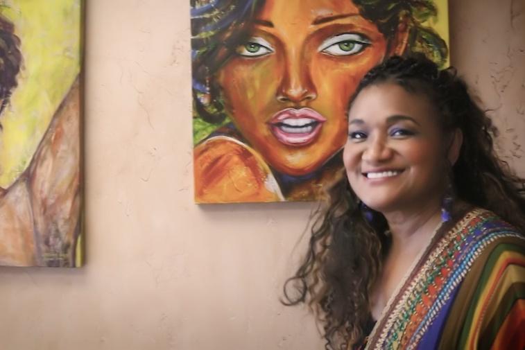 KVIE Digital Studios: Artist Dr. Monica Crooks Thumbnail
