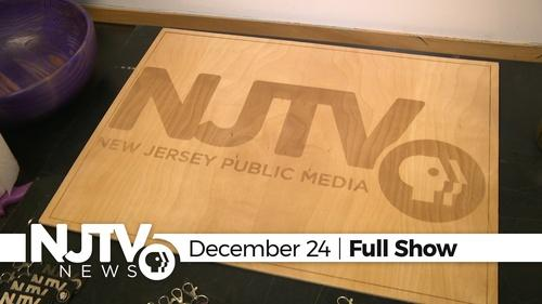 December 24, 2019: NJTV News with Mary Alice Williams