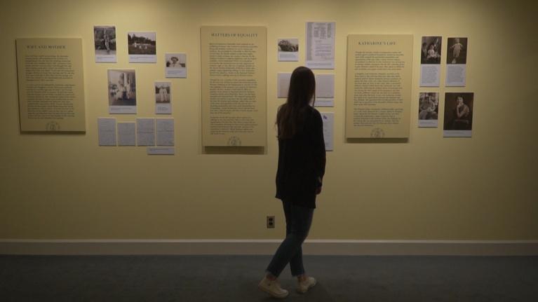 NC Weekend: Reynolda House Exhibit