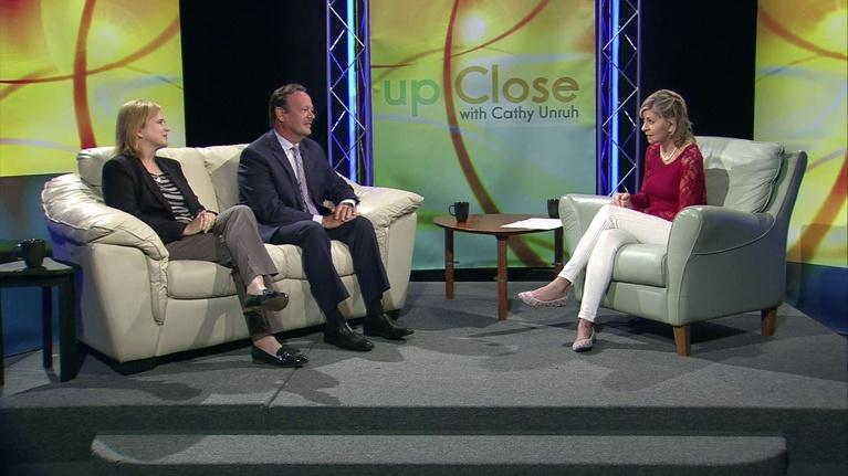 Up Close With Cathy Unruh: June 2019: Metropolitan Ministries