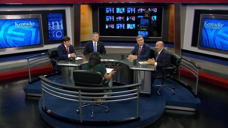 Kentucky Tonight: City and County Issues