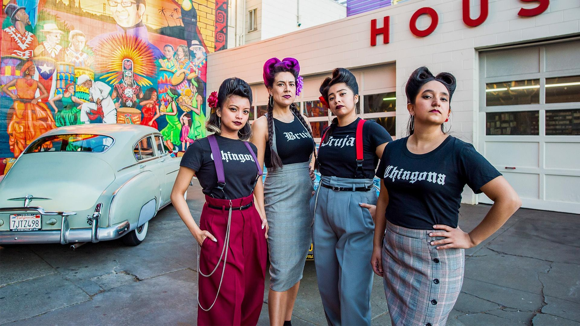 San Francisco's Dance Crew Blends Tap and Mexican Footwork
