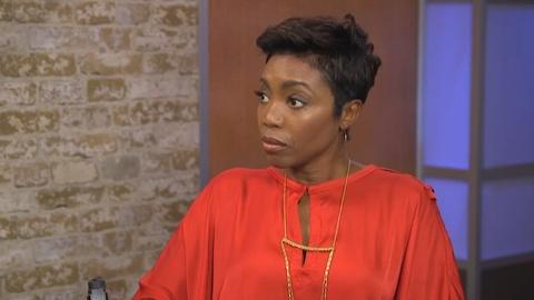 Heather Headley Web Exclusive