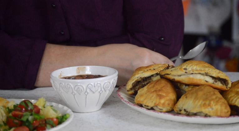 Just Like That! Cooking with Patricia Martinez: Empanadas