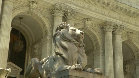 Treasures of New York: The New York Public Library Lions