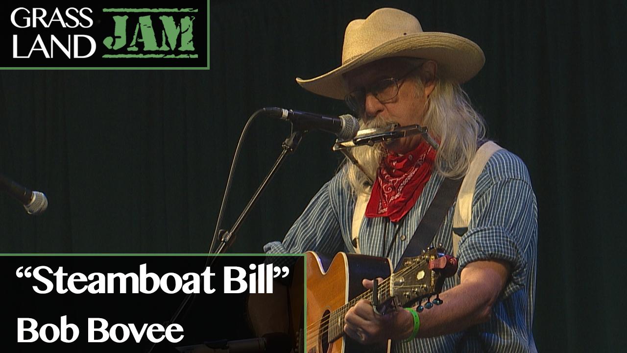 """Steamboat Bill"" Bob Bovee"