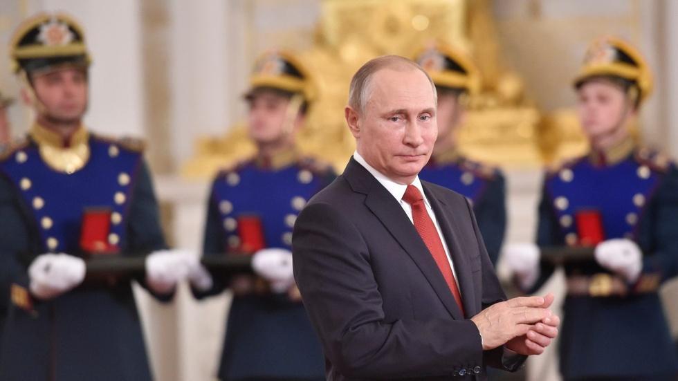 Inside Putin's Russia image