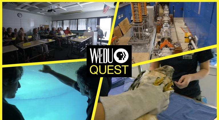 WEDU Quest: Episode 503