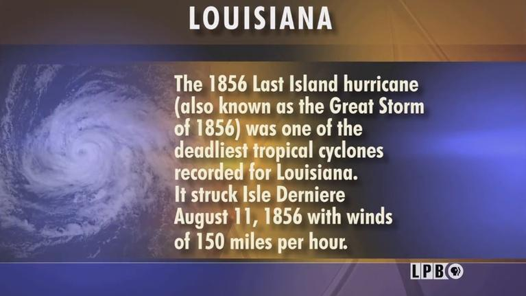 Louisiana: The State We're In: Louisiana: The State We're In - 08/03/18