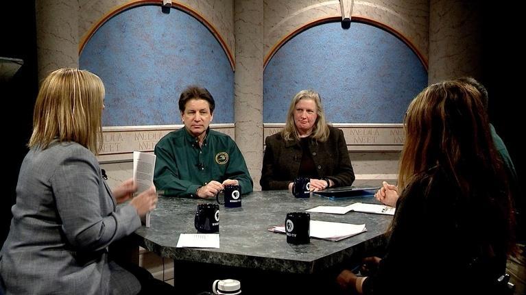 Media Meet: Erosion in the U.P.