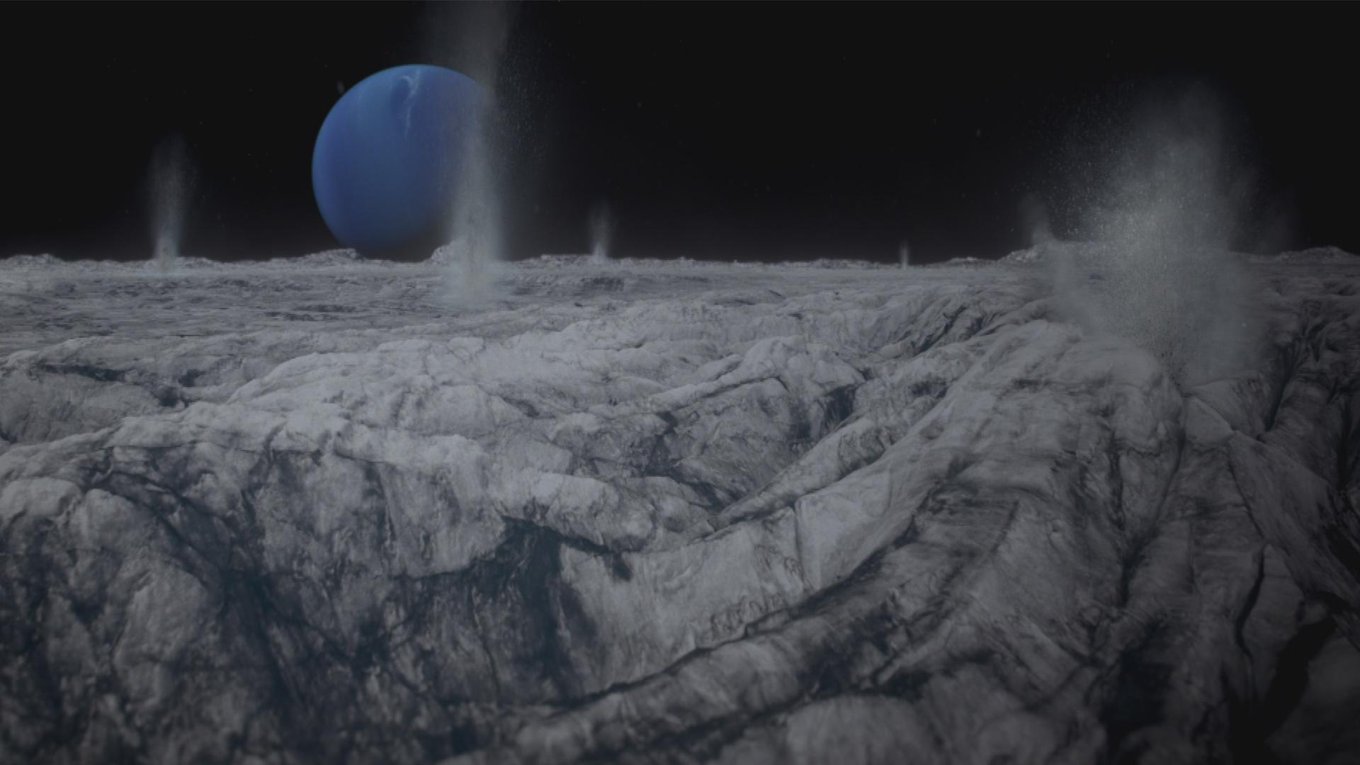 The Planets: Ice Worlds