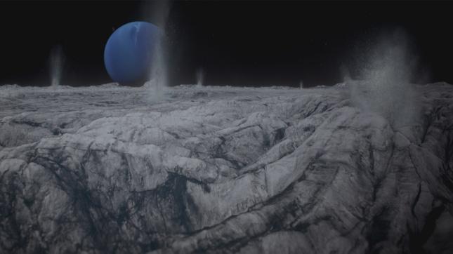 NOVA: The Planets - Ice Worlds