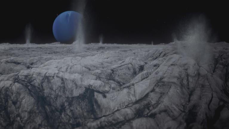 NOVA: The Planets: Ice Worlds