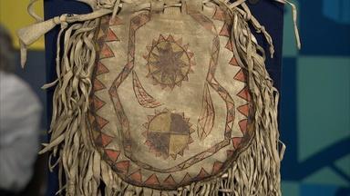 Appraisal: Apache Medicine Pouch, ca. 1880