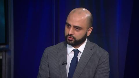 Amanpour and Company -- Mohammad Ali Shabani Breaks Down the Protests in Iran