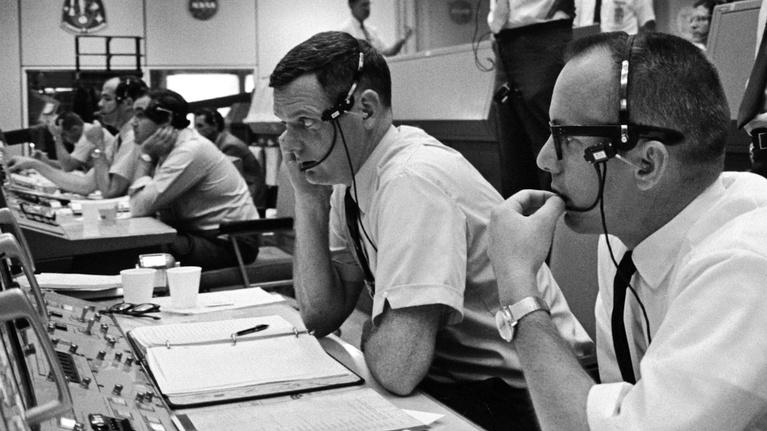 Short Takes: A View from Apollo 11 Mission Control