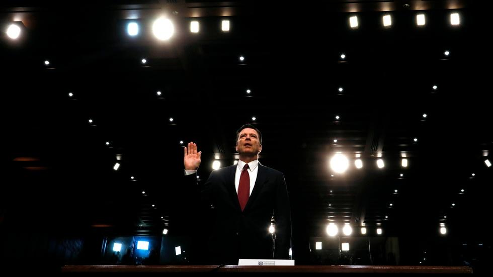 What does Comey's testimony mean for the Russia probe? image