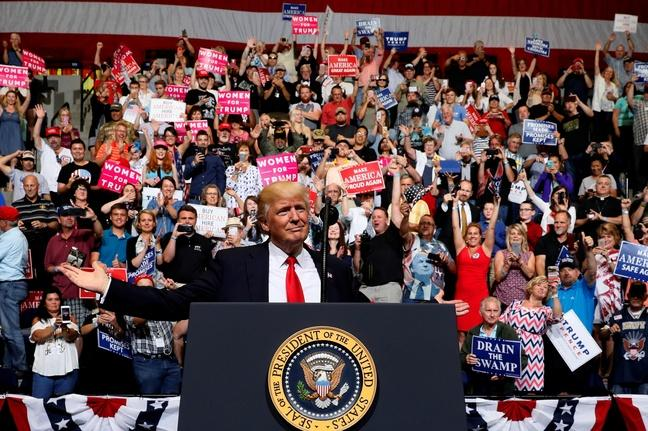 How President Trump is spending re-election campaign cash