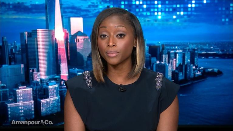 Amanpour and Company: Isha Sesay on the 2014 Kidnapping of Nigerian Schoolgirls