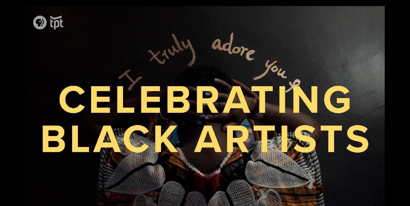 Celebrating Black Artists