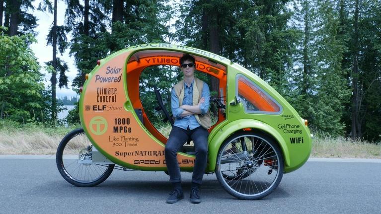 ReInventors: Self-Driving Bikes: Seattle's Next Transit Revolution?