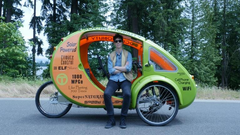ReInventors: Self-Driving Bikes: Seattle's Next Transit Revolution?