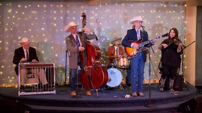 KSPS Public Television: Homegrown Country: T Scot Wilburn & the Shut Up and Playboys
