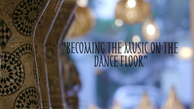 Becoming The Music On The Dance Floor